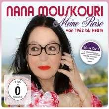 Nana Mouskouri: Meine Reise - von 1962 bis heute (Deluxe Version) (2CD + DVD), 2 CDs