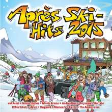 Apres Ski Hits 2015, 2 CDs