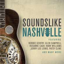 Sounds Like Nashville, CD