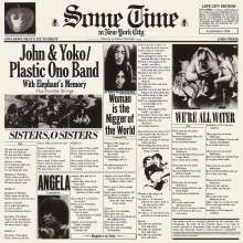 John Lennon (1940-1980): Some Time In New York City (180g) (Limited Edition), 2 LPs