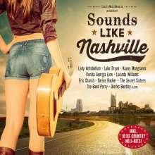 Sounds Like Nashville, 3 CDs