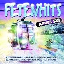 Fetenhits Apres Ski Classics, 2 CDs