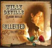 Willy DeVille: Collected, 3 CDs