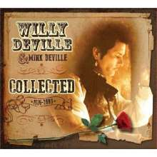 Willy DeVille: Collected 1976 - 2009 (180g), 2 LPs