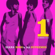 Diana Ross & The Supremes: No.1's (remastered) (180g), 2 LPs