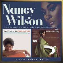 Nancy Wilson (Jazz) (geb. 1937): Today My Way / Nancy Naturally, CD