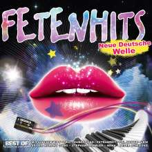 Fetenhits - Neue Deutsche Welle - Best Of, 3 CDs