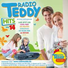 Radio Teddy Hits Vol.14, CD