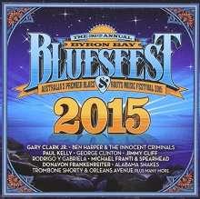 Bluesfest 2015, 2 CDs