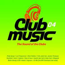 Club Music 04, 3 CDs