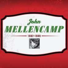 John Mellencamp (aka John Cougar Mellencamp): 5 Classic Albums (1982 - 1989), 5 CDs
