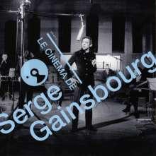 Serge Gainsbourg: Filmmusik: Le Cinema De Serge Gainsbourg, 5 CDs
