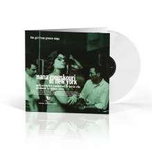 Nana Mouskouri: Nana Mouskouri In New York - The Girl From Greece Sings (180g) (Limited Edition) (White Vinyl), LP