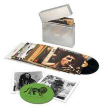 Bob Marley (1945-1981): The Complete Island Recordings (180g) (Limited Collector's Edition - Metal Hinged Box), 12 LPs