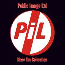 Public Image Limited (P.I.L.): Rise: The Collection, CD