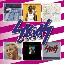 Skids: The Virgin Years, 6 CDs