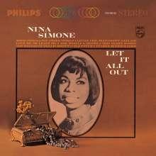 Nina Simone (1933-2003): Let It All Out (180g), LP