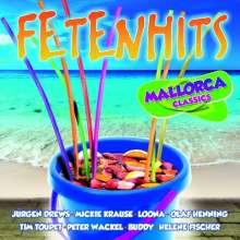 Fetenhits: Mallorca Classics, 2 CDs
