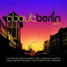 About: Berlin Vol: 10, 3 CDs