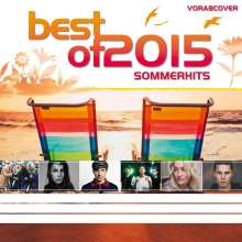 Best Of 2015: Sommerhits, 2 CDs