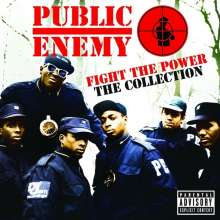 Public Enemy: Fight The Power: The Collection (Explicit), CD