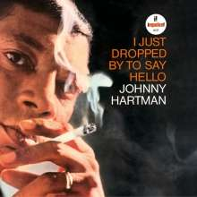 Johnny Hartman (1923-1983): I Just Dropped By To Say Hello (remastered) (180g) (Limited-Edition), LP