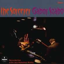 Gabor Szabo (1936-1982): The Sorcerer  (remastered) (180g) (Limited Edition), LP