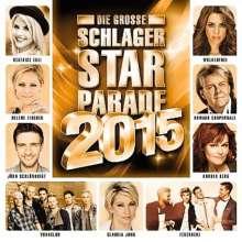 Die große Schlager Starparade 2015 Folge 2, CD