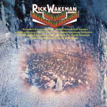 Rick Wakeman: Journey To The Centre Of The Earth: In Concert 1974, LP
