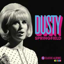 Dusty Springfield: 5 Classic Albums, 5 CDs