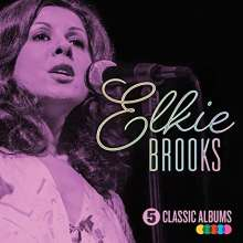 Elkie Brooks: 5 Classic Albums, 5 CDs