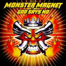 Monster Magnet: God Says No (remastered) (180g) (Limited Edition), 2 LPs
