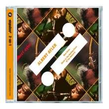 Albert Ayler (1936-1970): New Grass / Music Is The Healing Force, CD