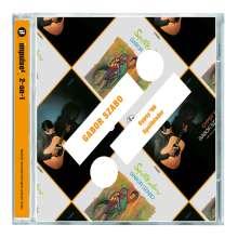 Gabor Szabo (1936-1982): Gypsy '66 / Spellbinder, CD
