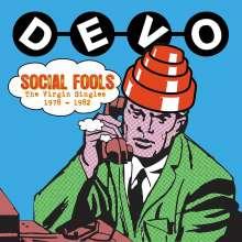 Devo: Social Fools: The Virgin Singles 1978 - 1982, CD