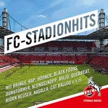 FC-Stadionhits, CD