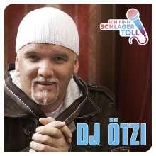 DJ Ötzi: Ich find' Schlager toll (Das Beste), CD