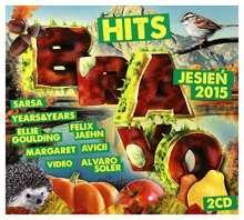 Bravo Hits Jesien 2015, 2 CDs
