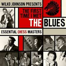 First Time I Met The Blues: Chess Blues, 2 CDs