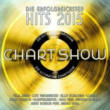 Die ultimative Chartshow - Hits 2015, 2 CDs