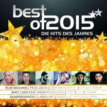 Best Of 2015 - Die Hits des Jahres, 2 CDs