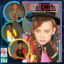 Culture Club: Colour By Numbers (180g), LP