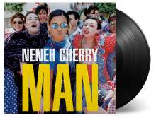 Neneh Cherry (geb. 1964): Man (180g), LP