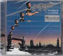 Jerry Lee Lewis: The Session (London, 1973), CD