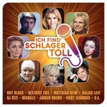 Ich find' Schlager toll (Das Beste), CD