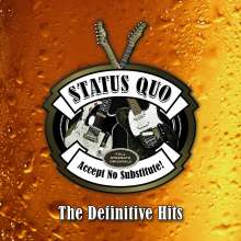 Status Quo: Accept No Substitute! - The Definitive Hits, 3 CDs