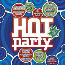 Hot Party Winter 2016, 2 CDs