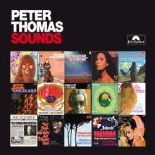 Peter Thomas: Peter Thomas Sounds, 5 CDs