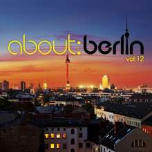 About: Berlin Vol: 12 (140g) (Limited Edition), 4 LPs