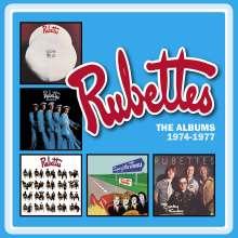 The Rubettes The Albums 1974 1977 5 Cds Jpc
